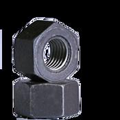 "1 1/4""-7  Heavy Hex Nut, A194/SA194 2H, Coarse, Medium Carbon Steel, Plain (270/Bulk Pkg.)"