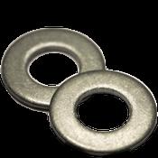 #4 SAE Flat Washers Low Carbon  Plain (50 LBS/Bulk Pkg.)