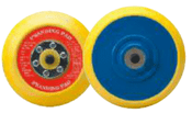 """Backing Pad for PSA Discs - 6"""" x 5/16"""" - 24 - No Dust Holes, Mercer Abrasives 327006 (Qty. 1)"""