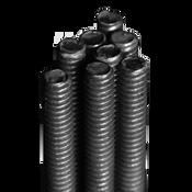 "1""-8x10' UNC A307 Grade A All Thread Rods Plain (3/Pkg.)"