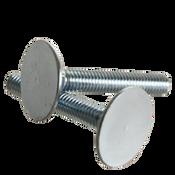 "3/8""-16x2-1/2"" (FT) Flat Countersunk Head Elevator Bolts Grade 2 Zinc Cr+3 (50/Pkg.)"