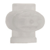 22-14 AWG Dry Environment Insulated Displacement Connector - White