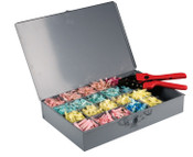 706 pc Heat Shrink Kit w/Ratchet Tool