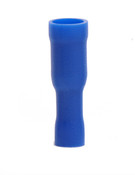 16-14 AWG Fully Insulated Vinyl .157 Bullet Female Quick Connect (1,000/Bulk Pkg.)