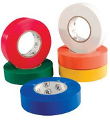 """3/4""""x 60'-7.5 Mil Tape Red"""