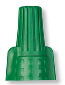 14-10 AWG Winged Grounding Connector - Green