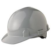 Jackson Safety SC-6 Head Protection, 4-Pt. Ratchet Suspension, Gray (1 Hat)