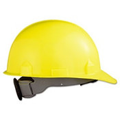 Jackson Safety SC-6 Head Protection w/ 4-Point Suspension, Yellow (1 Hat)