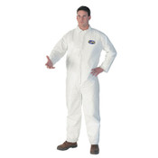 White Protection Coveralls, XX-Large