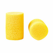 E-A-R Classic Uncorded Earplugs Poly Bag, One Size, Foam, Yellow (100 Plugs)
