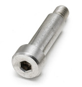 "10-32x3/8"" Socket Head Shoulder Screw, Stainless Steel (50/Pkg.)"
