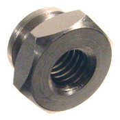 """2-56x1/4"""" Hex Thumb Nuts, Stainless Steel (50/Pkg.)"""