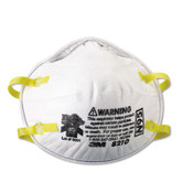 3M 8210 Disposable Lightweight Particulate N95 Respirator Mask (Qty. 20)