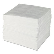 "ENV MAXX Enhanced Oil Sorbent Pads, .24 gal, 15"" x 19"", White (Qty. 100)"