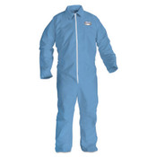 A65 Flame-Resistant Coveralls, Blue, XL (25/Case)