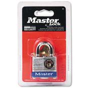 Master Steel Body Four-Pin Tumbler Lock with 2 Keys