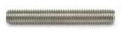 """1""""-8x12"""" Threaded Rod Stainless Steel 304 (ASME B18.31.3) (1/Pkg.)"""