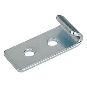 Kipp Clamp for Pull Bar Latch, Stainless Steel, Style A (For #05530) (1/Pkg.), K0044.9136282