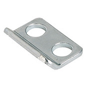 Kipp Clamp for Spring Clip Latch, Stainless Steel, Style A (1/Pkg.), K0043.9143112