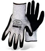 BOSS Extreme Plus Nitrile Palm Cut Resistant Gloves, Cut Level 4, Size S (12 Pair)