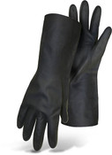 "BOSS 13"" 19 Mil Fully Dipped Neoprene Gloves, Flock Lining, Size: 9 (12 Pair)"