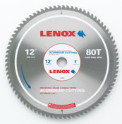 "1"" x 12"" Metal Cutting Circular Saw Blade (Qty. 1)"