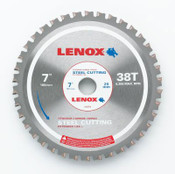 "1"" x 12"" Aluminum Cutting Circular Saw Blade (Qty. 1)"
