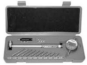 "Fowler 2-6"" Range Dial Bore Gage Set, .0005"" Graduation (Qty. 1)"