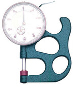 """Pittsburg Alleghany .5"""" Range Dial Thickness Gage (Qty. 1)"""