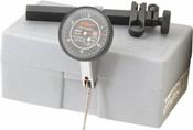 .016/.0001, 0-4-0 TruTest Black Face Dial Test Indicator Set