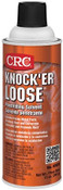 CRC Knock'er Loose Penetrating Solvent in convenient aerosol can.