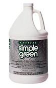 Crystal Simple Green color and fragrance free cleaner gallon re-fill