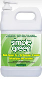 Simple Green Hand Cleaner Gel in handy gallon-sized pump.