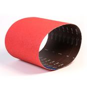 """CeraFlame Premium Ceramic Floor Sanding Belts - 7-7/8"""" x 29-1/2"""", Grit/ Weight: 100X, Mercer Abrasives 433100 (5 Belts/Pkg.)"""