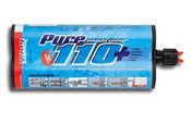 Powers Pure 110+ 20 oz. Quik-Shot Dual Cartridge Adhesive (3:1 mix ratio) (12/Bulk Pkg.)