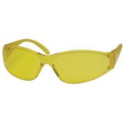ERB Boas Original Safety Glasses, Amber Frame, Amber Lens 15285 (12 Pr.)