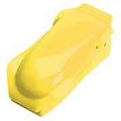ERB Hard Had Eyewear Clip, Yellow (12 Pr.)