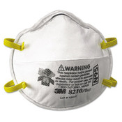3M 8210 Plus Pro Disposable Particulate N95 Respirator Mask (Qty. 10)