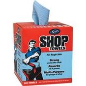 """Scott® Shop Towels, 10"""" x 13"""", 8 Boxes/200 ea"""