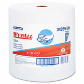 WypAll® X60 Wipers, Jumbo Roll, White, 1100/Roll