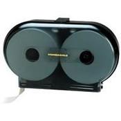 VonDrehle Twin Jumbo Roll Dispenser