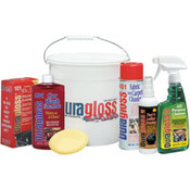 Deluxe Car Care Kit, 2.5 Gal Bucket