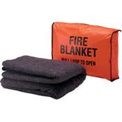 "Fire Blanket Bag, 17"" x 12"" x 4"""