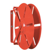 "Heavy-Duty Hose Reel (For 1 1/2"" Rack 100', SJ 75', & DJ 50' Hose), 23 3/8""L x 19""H x 5 3/4""W"