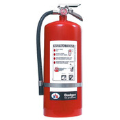 Badger™ Extra 20 lb BC Fire Extinguisher w/ Wall Hook