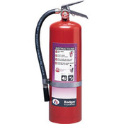 Badger™ Extra 10 lb Purple K Fire Extinguisher w/ Wall Hook