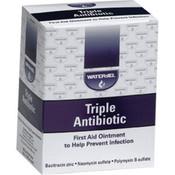 Water-Jel® Triple Antibiotic Ointment (144/Box)