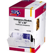 Emergency Blankets (5/Box)