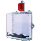 AED Cabinet w/ Stop Sign Alarm