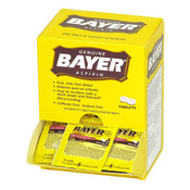 Bayer® Aspirin, 2 Pkg/50 ea